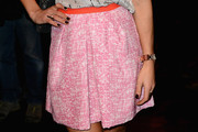 Amanda Byram Knee Length Skirt