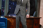 Logan Lerman Men's Suit
