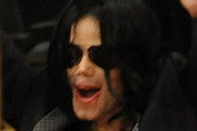 Michael Jackson Aviator Sunglasses