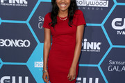 China Anne Mcclain Mini Dress