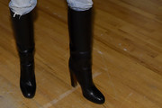 Carolyn Murphy Knee High Boots