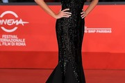 Madalina Ghenea Mermaid Gown