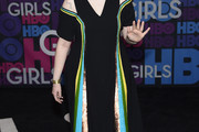Lena Dunham Cutout Dress