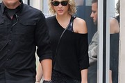 Taylor Swift Boatneck Sweater