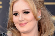 Adele Half Up Half Down