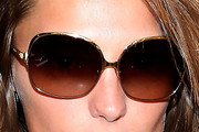 Daria Werbowy Butterfly Sunglasses
