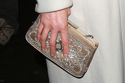 Natascha McElhone Beaded Clutch