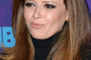 Natasha Lyonne Long Side Part