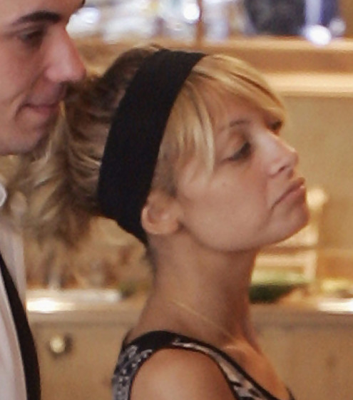 Nicole Richie Mom And Dad. nicole richie hairstyle