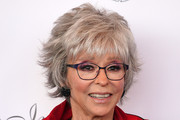 Rita Moreno Layered Razor Cut