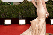Anna Gunn Strapless Dress