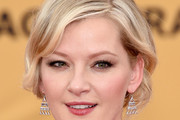 Gretchen Mol Short Wavy Cut