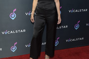 Katharine McPhee High-Waisted Pants