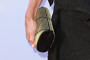 Courteney Cox Studded Clutch