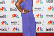 Carmelita Jeter Evening Dress