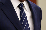 Tony Bennett Striped Tie