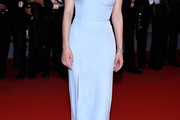 Marion Cotillard Off-the-Shoulder Dress