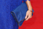 Linzi Stoppard Leather Clutch