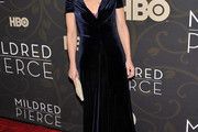 Melissa Leo Evening Dress