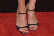 Tracy Spiridakos Evening Sandals