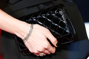 Daisy Lowe Quilted Clutch
