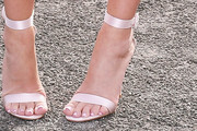 Kim Zolciak Evening Sandals