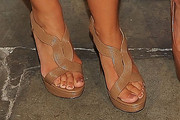 Cacee Cobb Strappy Sandals