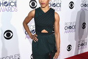 Kelly McCreary Cutout Dress