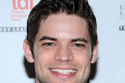 Jeremy Jordan Spiked Hair