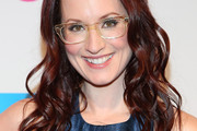 Ingrid Michaelson Long Wavy Cut