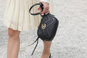 Charlotte Casiraghi Quilted Purse