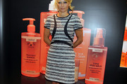 Pamela Anderson Print Dress