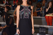 Perrey Reeves Mini Dress