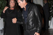 Pierce Brosnan Leather Jacket