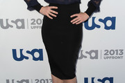 Piper Perabo Pencil Skirt