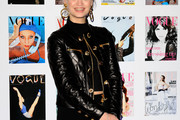 Pixie Geldof Leather Jacket
