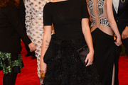 Pixie Geldof Little Black Dress