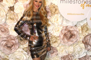 Christie Brinkley Sequin Dress