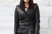 Preity Zinta Leather Jacket