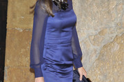 Princess Letizia Evening Dress