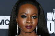 Danai Gurira Long Straight Cut