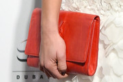Ana Ivanovic Leather Clutch