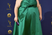 Chrissy Metz One Shoulder Dress