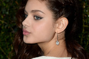 Odeya Rush Long Partially Braided