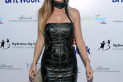 Sandra Vidal Leather Dress