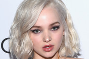 Dove Cameron Short Wavy Cut