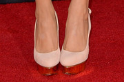 Charlotte Ross Platform Pumps
