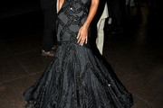 Eva Marcille Mermaid Gown