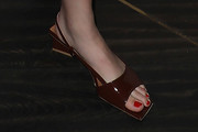 Kate Upton Slingbacks