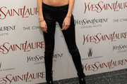 Nicole Trunfio Leather Pants